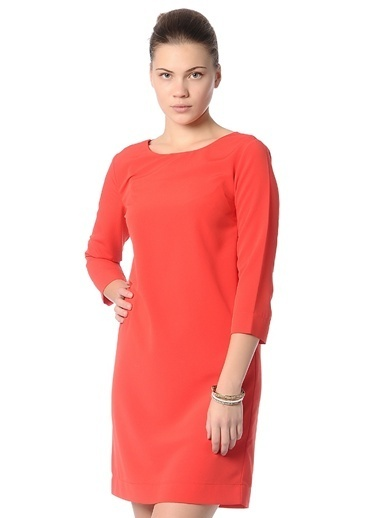 LMN by Limon Company Elbise Kırmızı